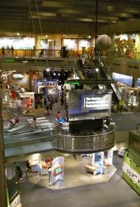 The Boston Science Museum