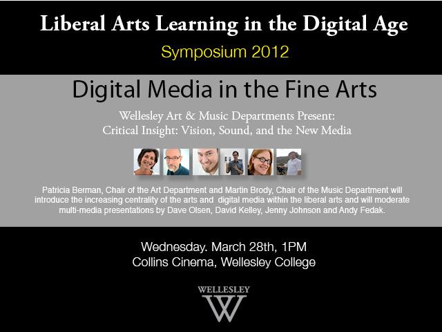 Digital Media in the Find Arts