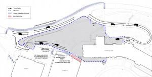PNW site plan