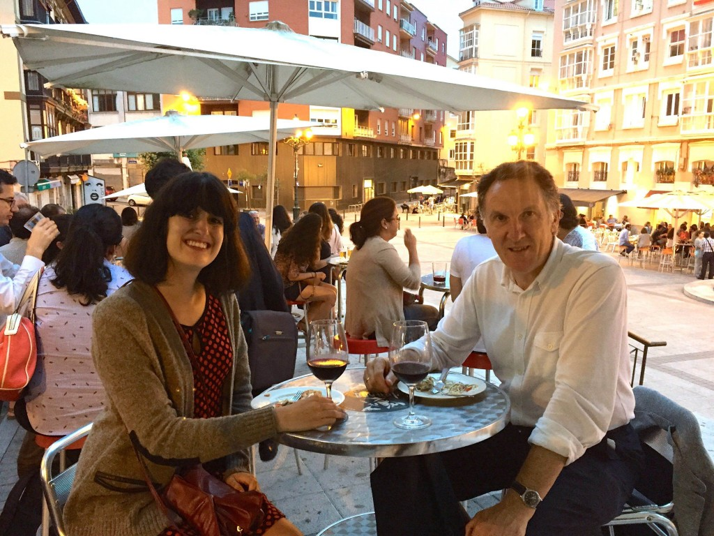 Catching up with Professor Carlos Ramos of the Spanish Department
