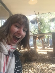 Wine and Wildlife event at Healesville Sanctuary for the compulsory animal selfie