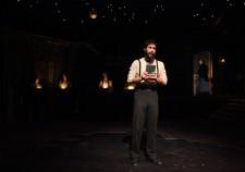 Noah Yaconelli as John Muir