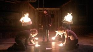 Lanterns Ensemble John Muir Wolf