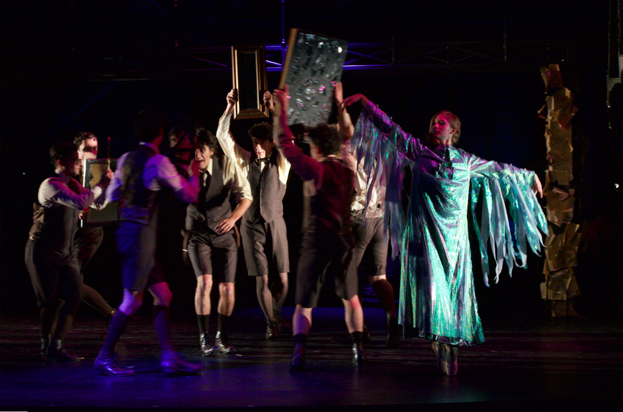 Spring Awakening, musical theatre with Andrea Andresakis