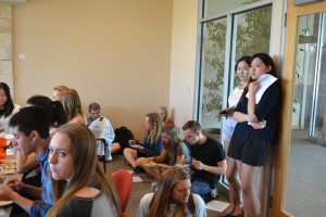 Second and Third Year Fall Workshop