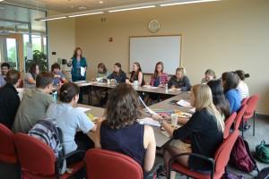 Fourth Year Fall Workshop