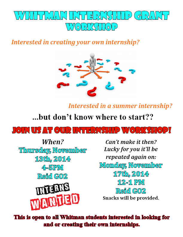 Internship WorkshopFINAL