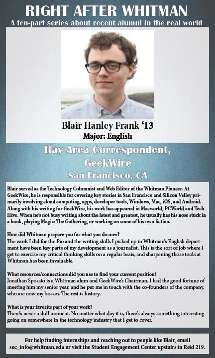 Blair Frank