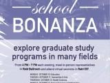 The 2016 Grad School Bonanza - Coming Soon
