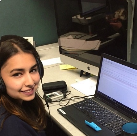 Student Engagement Center | Summer Intern Christina Dias '19