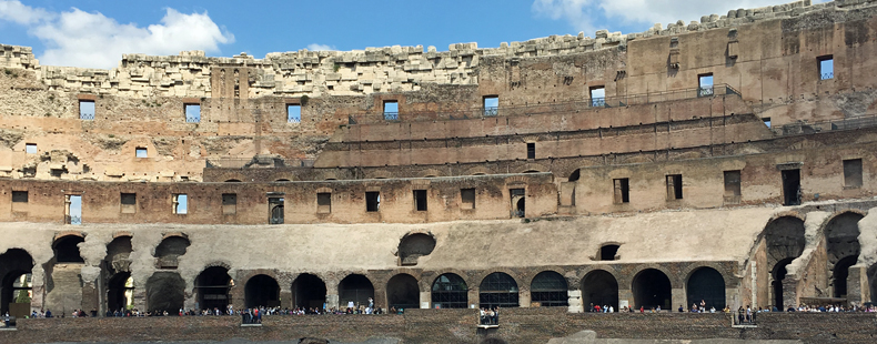 Crossroads – Rome, Italy: Landscape and Cityscape in Ancient Rome, Summer 2018