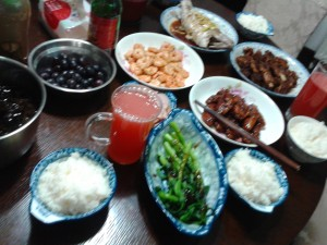 Mid-Autumn Festival Dinner