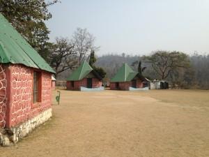 The school for Van Gujars.