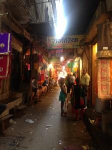 Sari street.