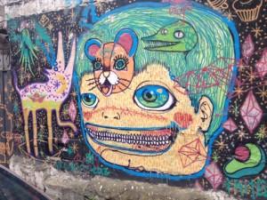 10:10 MuralFaceCat