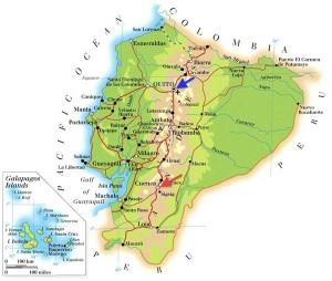 11_1 Ecuador Map