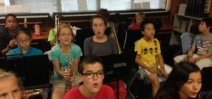 First day with instruments!!!