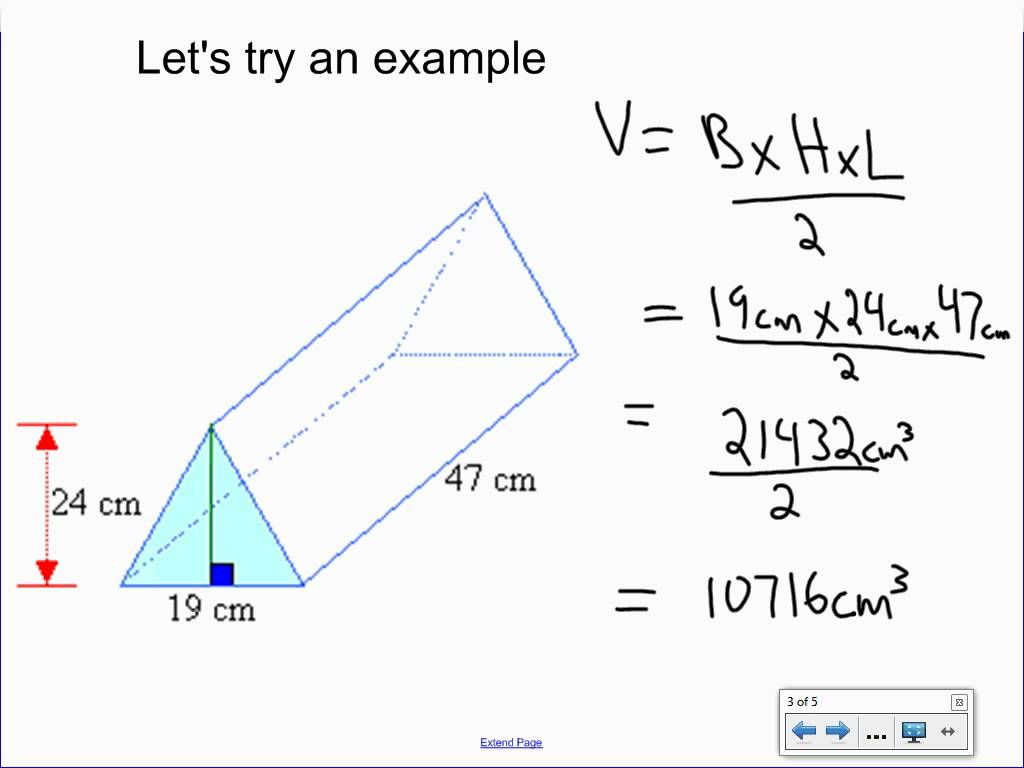 1 2 Showme Surface Area Of A Square Pyramid