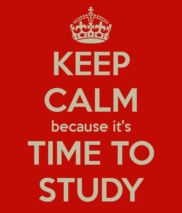 Kell marketing program insider blog keep calm because it s time to study altavistaventures Choice Image