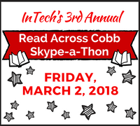 InTech's 3rd Annual Read Across Cobb Skype-a-Thon