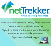netTrekker Active Learning Resources