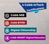 4 Cobb InTech Certifications