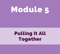 Module 5 Putting It All Together
