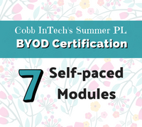 BYOD Certification 7 Self-paced Modules