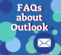 FAQs about Outlook