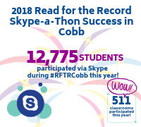 Read for the Record Success 2018