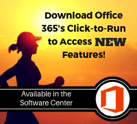 Run to Download Office 365 Click to Run