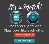 iPads and Digital Age Classroom are a match