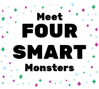 Mee Four SMART Monsters