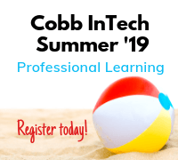 Cobb InTech Summer 2019 Professional Learning