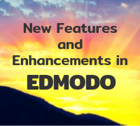 New Features and Enhancements in Edmodo