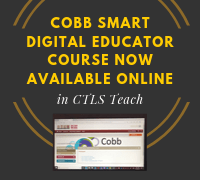 Cobb Smart Digital Educator Course no available online