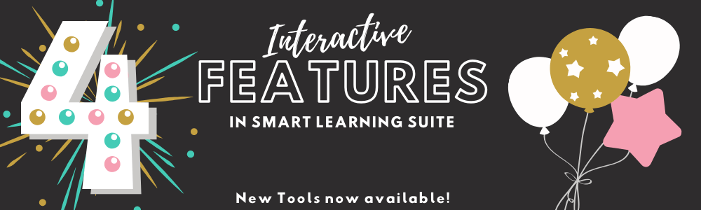 4 Intteractive Features in Smart Learning Suite