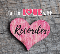 Fall in love with Recordex