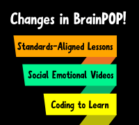 New Changes in BrainPOP
