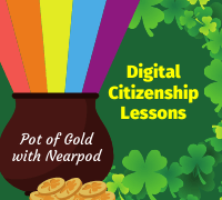 Pot of gold with Nearpod