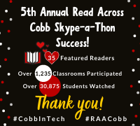 Read Across Cobb 2020 Success