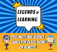 Legneds of Learning for Math and Science