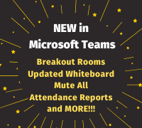 New in Microsoft Teams