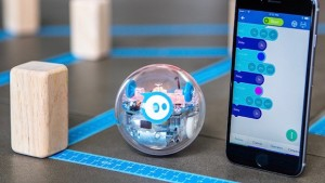 Sphero robot and app