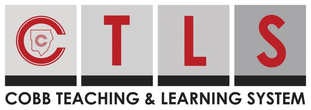 CTLS, Cobb Teaching & Learning System logo