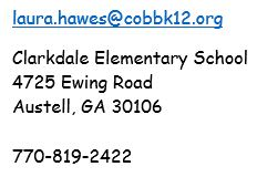 Contact Mrs. Hawes