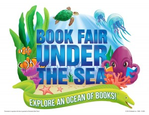 Book Fair Under the Sea