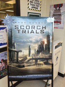 The second installment of the bestselling Maze Runner series has hit the big screen!