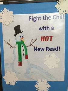 "Check out a ""Hot New Read"" today!"