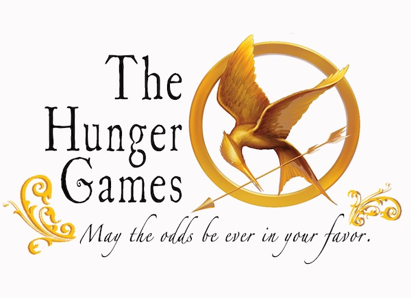 The Hunger Games Image borrowed from Google images.